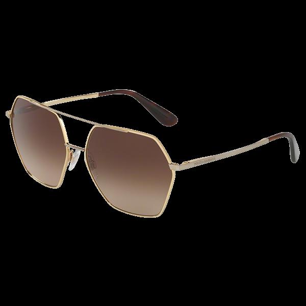 9413020ebb ... Dolce   Gabbana 2157 – Χρυσός Σκελετός Καφέ Ντεγκραντέ Φακοί. Κωδικός  ...