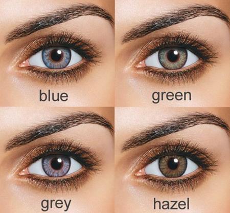 b0167d2250 Έγχρωμοι φακοί επαφής ειδικά σχεδιασμένοι για να μεγαλώνουν οπτικά την  ίριδα του ματιού και να χαρίζουν μεγαλύτερο βάθος στο βλέμμα.
